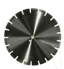"3-Pack Wholesale 14"" Laser Welded Diamond Saw Blade for Cutting Asphalt"