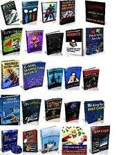 25 Ebooks Collection PDF Master Re-Sell Rights