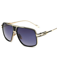 2017 Polarized Men's Retro Outdoor Aviator Sunglasses Glasses Eyewear Fashion