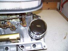 Ford FE 390 406 427 428 Tri-power 3x2 Duel Quad 2x4 and 4v Oil Fill Tube Cap