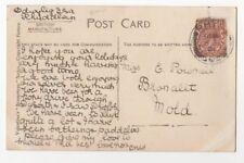 Miss E Pownall Bronallt Mold Flintshire 1921 821b