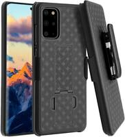 GALAXY S20 PLUS CASE BELT CLIP HOLSTER SWIVEL COVER KICKSTAND ARMOR DROP-PROOF