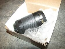 NIKON AF-P DX Nikkor 70-300mm 1:4.5-6.3G ED Camera Lens