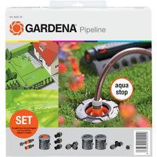 Gardena Sprinklersystem Start-Set für Garten-Pipeline 8255 (vorh 2702) Sprinkler