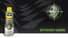 WD-40 Specialist - 400ml - Nettoyant chaîne Moto, bras oscillant, transmission