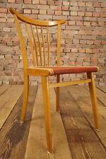 vero 50° Anni Sedia da Cucina / sedia Vinile Rockabilly 50s Vintage cucina sedia