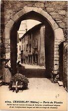 CPA   Chasselay (Rhone) - Porte du Plantin -Partie Sud de l'ancien ..  (450651)