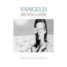 VANGELIS SEE YOU LATER CD ALBUM (2017 Remastered Edition)