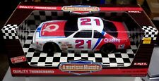 ERTL American Muscle Bobby Bowsher #21Quality Thunderbird NASCAR 1:18 Scale NEW