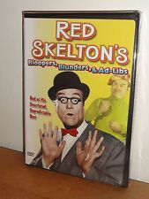 Red Skelton: Bloopers, Blunders & Ad-Libs ((DVD) Unscripted, Unprediticable Best