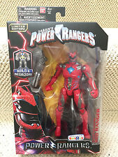 New! Power Rangers Red Ranger Legacy 6in Toys R Us Exclusive Action Figure HTF