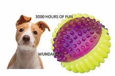Trixie intermitente de goma flotante juguete perro pelota rebotando robusta 3000 horas 33641