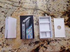 Original iPhone 4 BOX & MANUALS ONLY