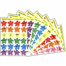 Colorful Star Smiles Stinky Stickers® Value Pack Trend Enterprises Inc. T-83904