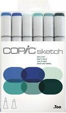Copic Sketch 6pcs Set - Sea & Sky