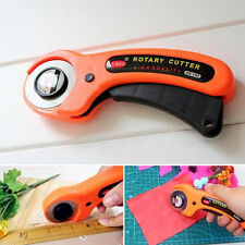 45mm Circular Cut Rotary Cutter Blade Patchwork Fabric Leather Craft Sewing Tool
