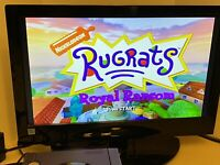 🔥 NINTENDO GAMECUBE 🔥 💯 WORKING GAME DISC🔥RUGRATS ROYAL RANSOM 🔥