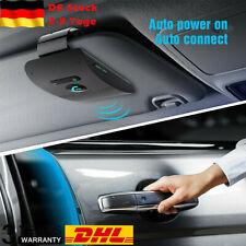 Auto KFZ Bluetooth Freisprecheinrichtung/Freisprechanlage für Sonnenblende DE UG