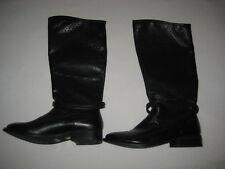 Big Star-Stiefel-Gr 40-Boots-Hoher Neupreis-Lochmuster--Boho-Sommer