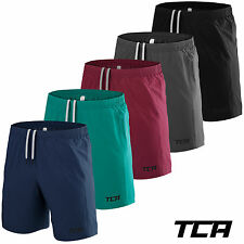 TCA Men's Training Gym Shorts Natural Performance Running Shorts with Pockets