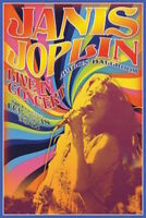 JANIS JOPLIN - AVALON BALLROOM - 24x36 MUSIC POSTER - 1967 - NEW/ROLLED!