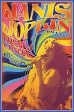 JANIS JOPLIN - AVALON BALLROOM - 24x36 MUSIC POSTER - 1967 - NEW/ROLLED!