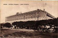 CPA  Vittel (Vosges) - Hotel Terminus   (657926)