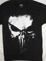 The Punisher Big Skull Logo Marvel Comics T-Shirt