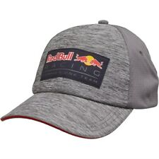 Puma Mens Red Bull Racing Baseball Cap Grey NEW