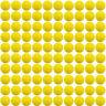 100 x Foam Refill Ammo Balls For Nerf Rival Blasters Bullet Balls Rounds