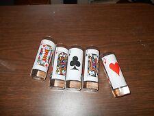 Poker Shot Glasses Set Playing Cards Poker Liquor Barware Tall Shots Man Cave