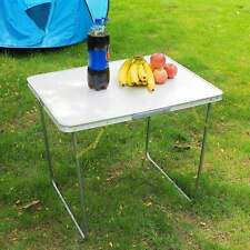2FT Portable Folding Table In/Outdoor Picnic Party Garden Dining Camping Desk