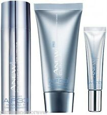 AVON ANEW CLINICAL LINE CORRECTOR TREATMENT/EYE TREATMENT/HYDRATING CREAM in BOX