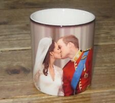 Prince William and Kate Royal Wedding KISS MUG
