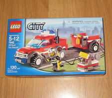 LEGO City 7942 Off Road Fire Rescue
