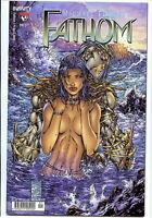 Auswahl = M.Turners FATHOM Heft # 1 - 8  ( INFINITY 2000-2002 ) Neuwertig