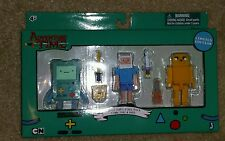 Adventure Time Collector's Pixel Pack: Finn, Jake, & BMO Figures (Jakks 2015)