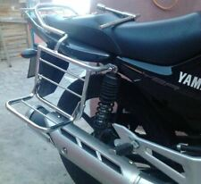 YAMAHA YBR 125 ESD pannier rack chrome coated 2011-17
