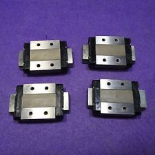 Nsk Le090050Trk1J02P51 Lm Guide Linear Bearing 1Rail 1Block Lot of 4, Used