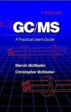 Gc / Ms : A Practical User's Guide Hardcover Marvin Mcmaster