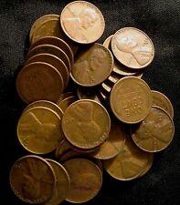 1948-D Denver Mint Lincoln Wheat Penny Cent