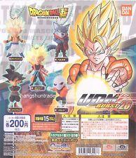 Dragon Ball Z UDM Burst 26 Super Saiyan Gogeta 3 Goku Xeno Black Jiren Bergamo