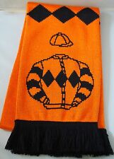Thistlecrack scarf - in his racing colours