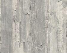 Vinyl Tapete A.s. Création Decoworld grau 954054