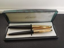 VINTAGE RARE USSR RUSSIA SET OF BALLPOINT& FOUNTAIN PEN/OLYMPIC GAMES MOSCOW 80
