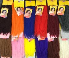 Master Piece Marley Braid Kanekalon/Toyo Twist Reggae Synthetic hair 20+colors