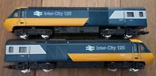 Hornby R332 British Rail InterCity 125 High Speed Train power cars tested VGC