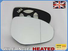 For MAZDA 2 3 6 2007-2015  Wing Mirror Glass Aspheric HEATED Right Side /JM025
