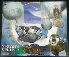 The Golden Compass Lee Scoresby's Airship Vehicle