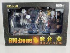 Sentinel Rio:bone Shaman King Asakura Yoh & Byakko Figure - Brand New Authentic